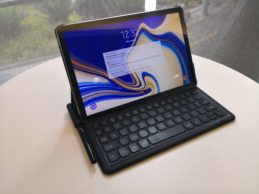 Hands on: Samsung Galaxy Tab S4 brings upgrades to a flagship tablet