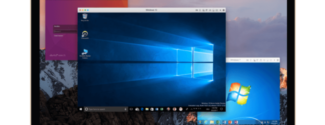 Parallels Desktop 14 for Mac uses less space, fires up Windows faster