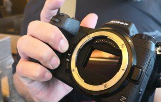 Hands-on: Nikon Z7