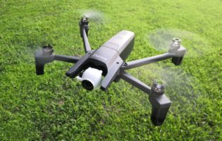 Goondu review: Parrot Anafi drone