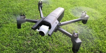 Review: Parrot Anafi drone