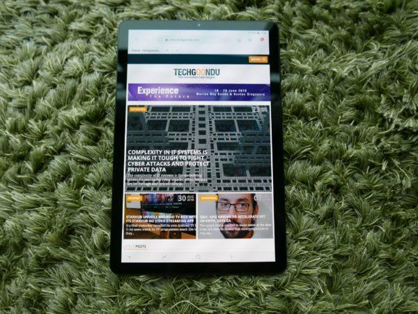 Goondu review: Samsung Galaxy Tab S4 - Techgoondu Techgoondu