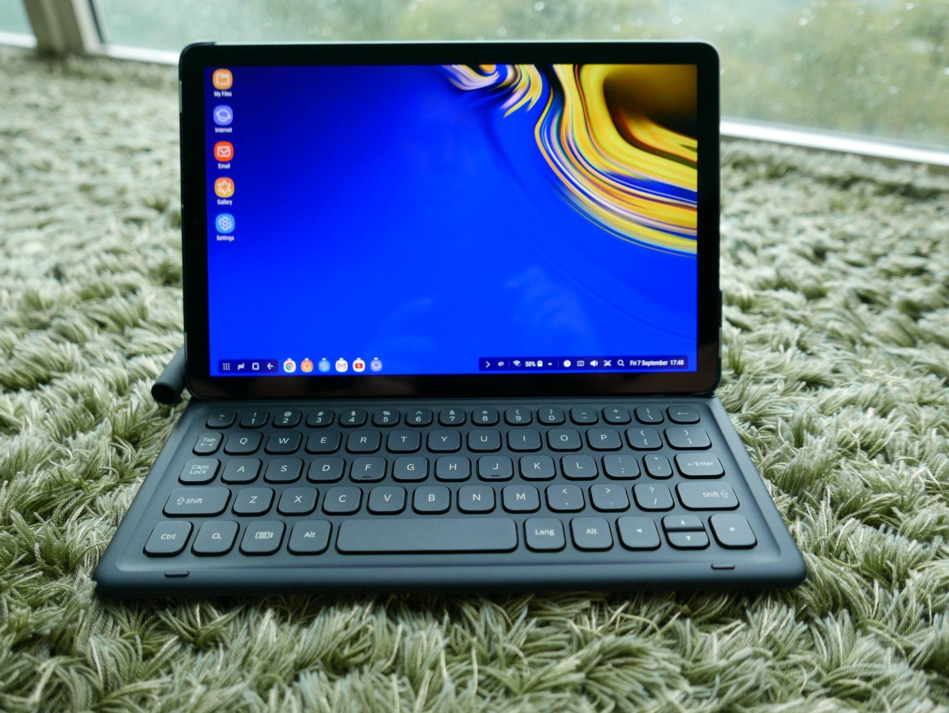 Goondu Review Samsung Galaxy Tab S4 Techgoondu Techgoondu