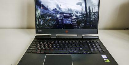 Goondu review: HP Omen 15 gaming notebook packs a punch