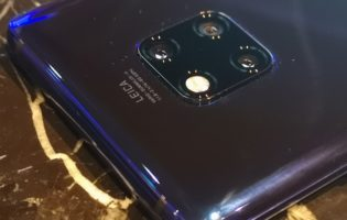 Hands on: Huawei Mate 20 Pro