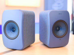 KEF LSX powered speakers come in a pair to offer stereo image