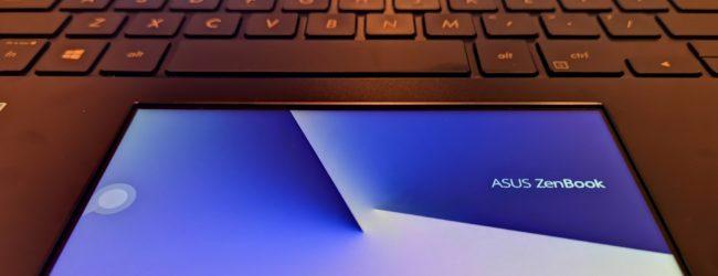 Hands on: Asus ZenBook Pro 14 (UX480)