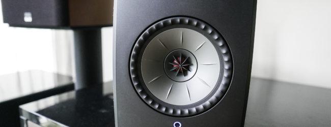 Goondu review: KEF LSX speakers offer stereo alternative to