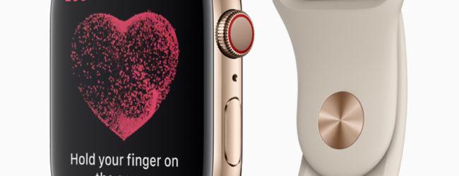 Goondu review: Apple Watch Series 4 is a useful fitness tracker, good looking smart watch