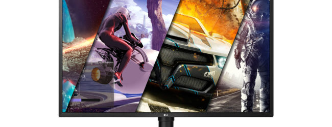 A large 4K monitor for gaming… that doesn't break the bank