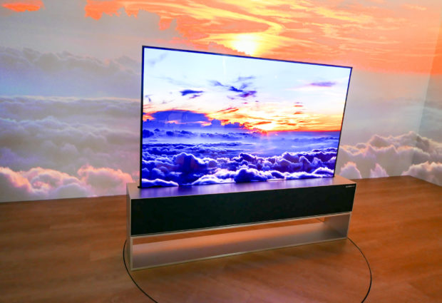 CES 2019: Samsung, LG tout 8K, AI and virtual assistants in new TVs