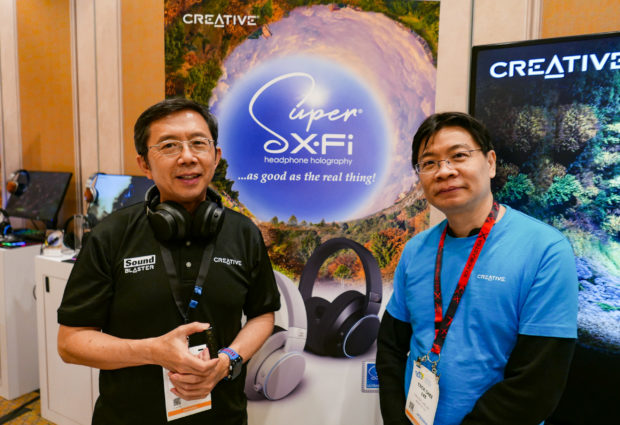 "Creative to sell ""cut and paste"" SXFI chip to headphone, smartphone makers in 2019"