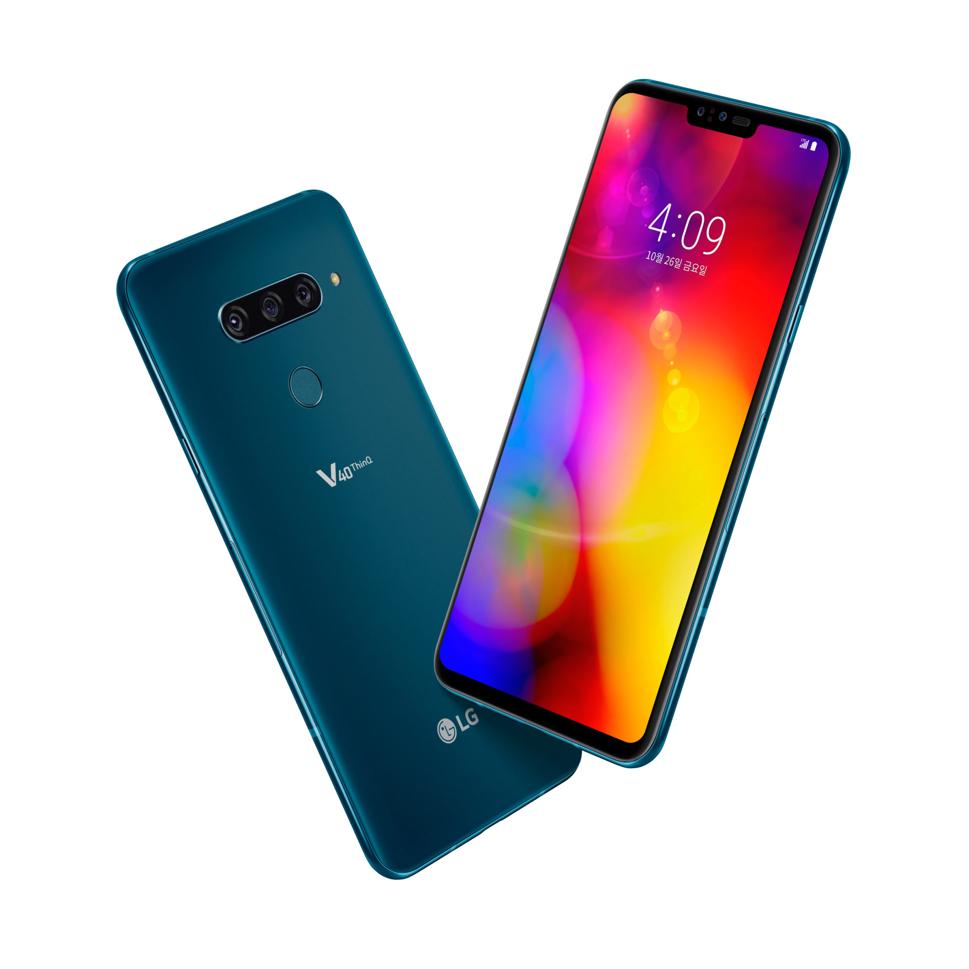Late to the game, LG V40 ThinQ finally out in Singapore on