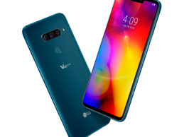 Late to the game, LG V40 ThinQ finally out in Singapore on Jan 26