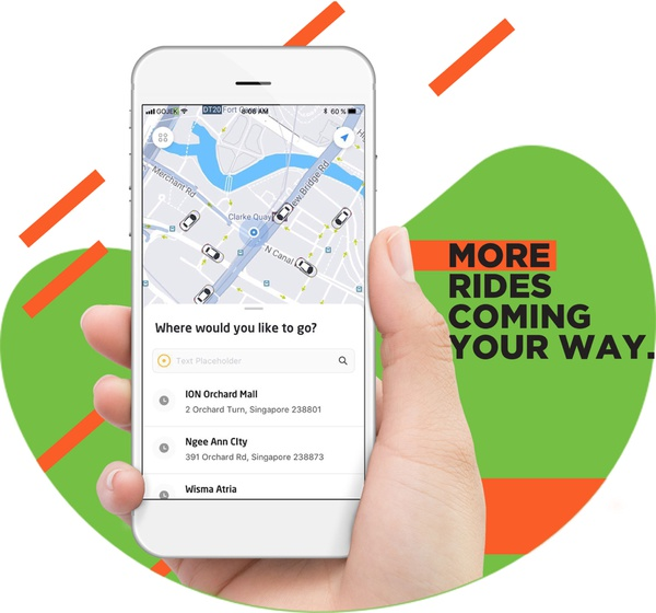 Go Jeck Pay: Gojek Expands Ride-hailing Trial Service Islandwide In