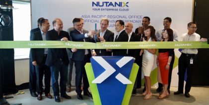 Nutanix aims to be US$3 billion company by 2021