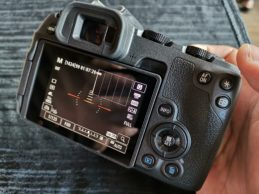 Hands on: Canon EOS RP