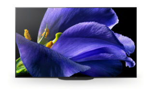 Sony's new Bravia A9G TV looks to build on OLED momentum