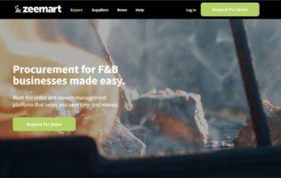 Zeemart Zoom promises to let F&B industry procure food items easily
