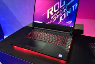 Hands on: Asus ROG Strix Scar III (GL531)