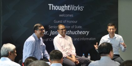 "Singapore looks to ""sandboxes"" to test out new innovations"