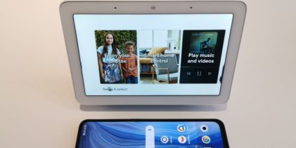 Hands on: Google Nest Hub