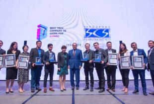 ThoughtWorks, M-DAQ, ViSenze, Web Imp win SCS award for best tech firms to work for