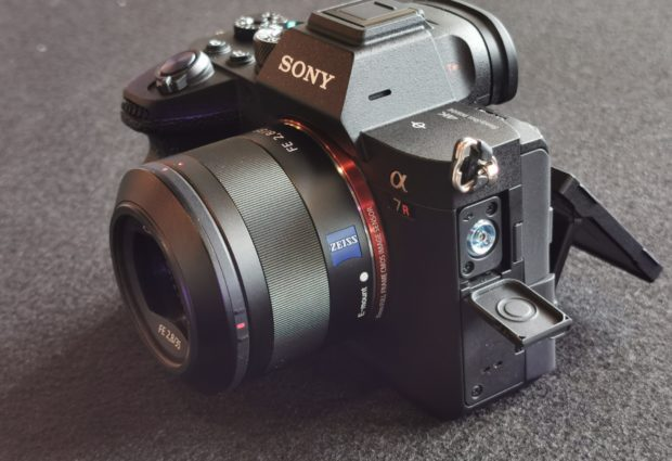 Hands on: Sony Alpha 7R Mark IV