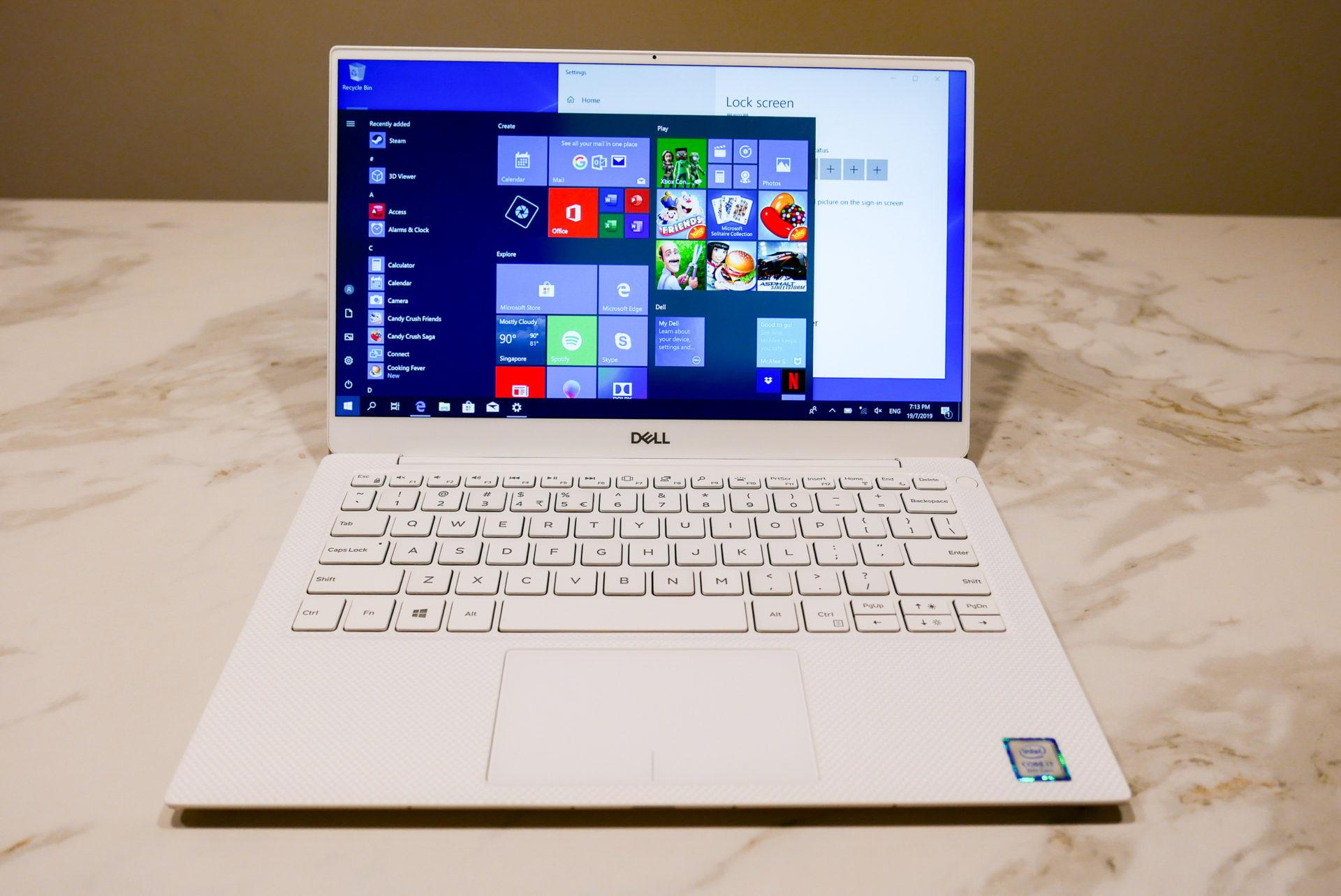 Goondu review: Dell XPS 13 (9380) gets front camera right