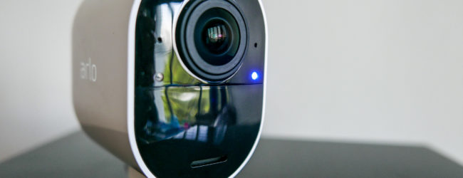 Goondu review: Arlo Ultra smart home camera