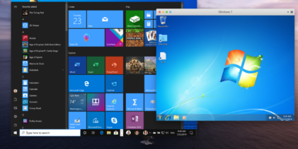 Parallels Desktop 15 promises better graphics running Windows on a Mac