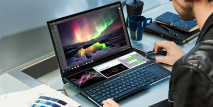 Goondu review: Asus ZenBook Pro Duo UX581 promises easier multi-taking with two screens