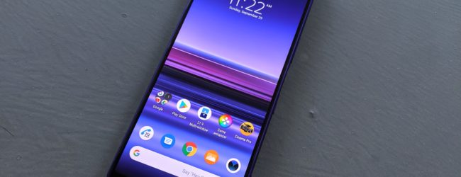 Goondu review: Sony Xperia 1