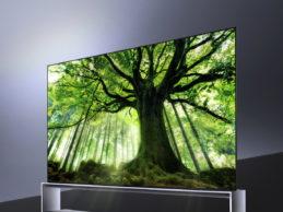 LG to start selling 8K OLED TVs this month