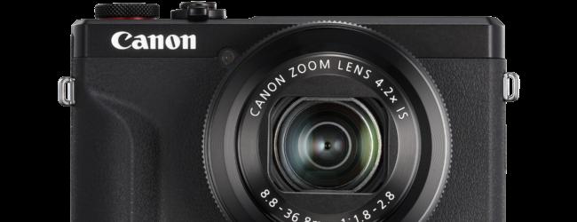 Goondu review: Canon G7X Mark III