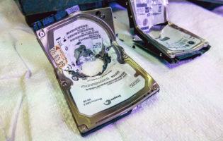 Goondu DIY: Destroying data on your hard disks for good