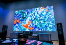 "In Singapore, Samsung starts selling a 146-inch ""wall TV"" for S$500,000"