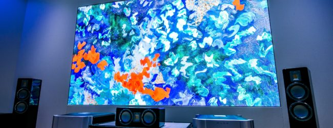 """In Singapore, Samsung starts selling a 146-inch """"wall TV"""" for S$500,000"""