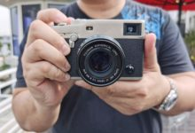 Hands on: Fujifilm X-Pro3