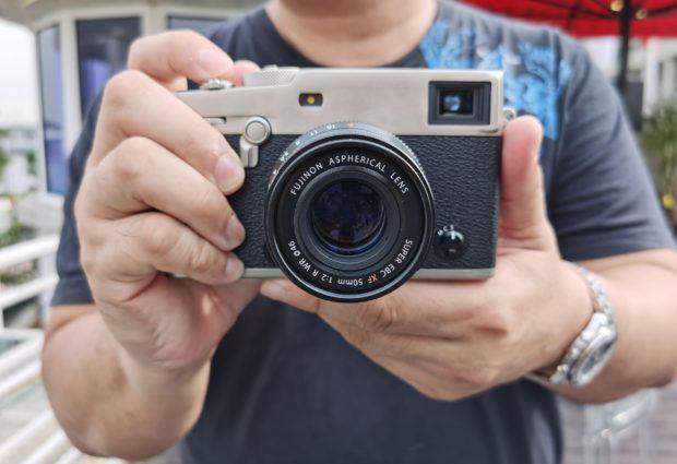 Hands on: Fujifilm X-Pro3