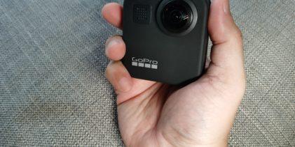 Goondu review: GoPro Max 360 camera