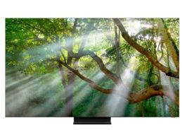 Samsung shows off an impressive bezel-less 8K TV at CES 2020