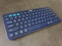 Geek buy: Logitech K380 Bluetooth keyboard works well with a TV