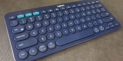 Geek buy: Logitech K380 Bluetooth keyboard works well with a TV