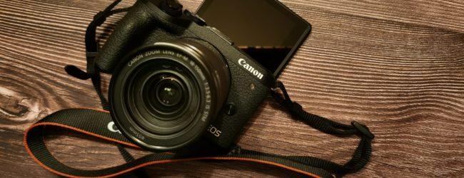 Goondu review: Canon EOS M6 Mark II mirrorless camera