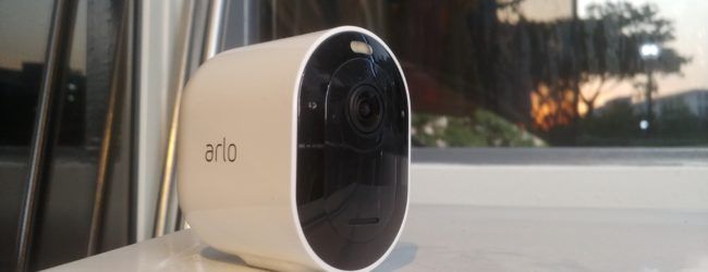 Living with Arlo Pro 3 cameras and Audio Doorbell