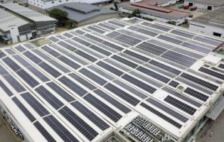 Solar panels now generate 10 per cent of Singtel data centre's energy needs