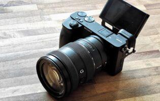 Goondu review: Sony Alpha 6600