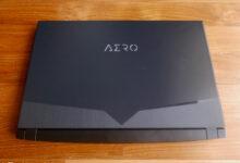 Goondu review: Gigabyte Aero 15 OLED XB