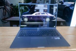 Goondu review: LG gram 17 is an easily likable big-screen laptop
